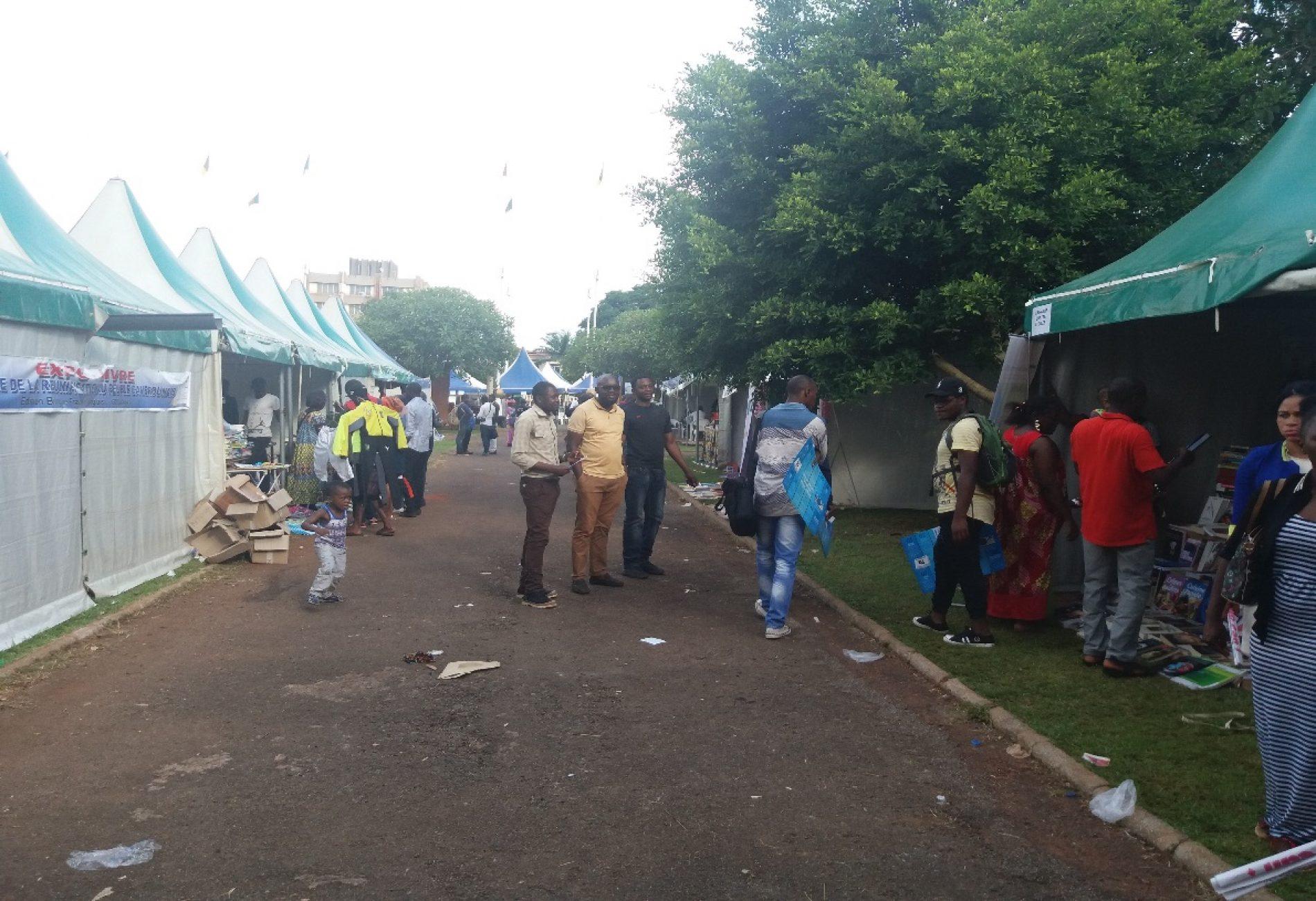 Le rideau se baisse sur le salon international du livre de Yaoundé