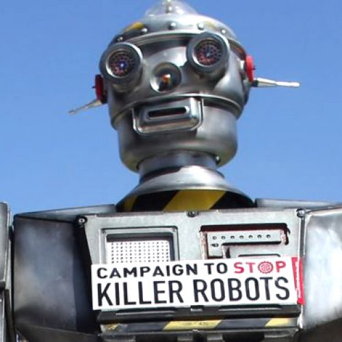 "Campaign to stop ""killer robots"" launched in Cameroon"