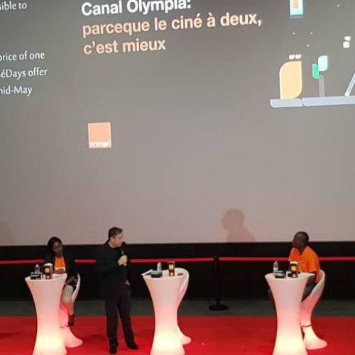 Culture : Orange et Canal Olympia en synergie pour le cinéma camerounais