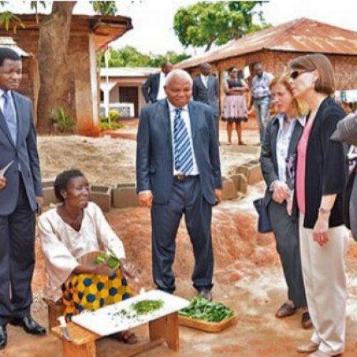 Filets sociaux: la Banque Mondiale satisfaite
