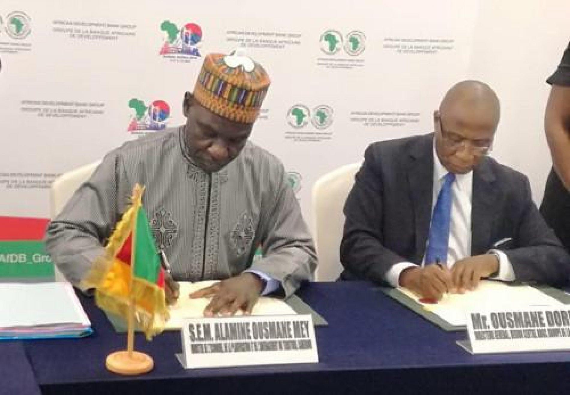 Coopération: 37,5 milliards pour le développement du Cameroun