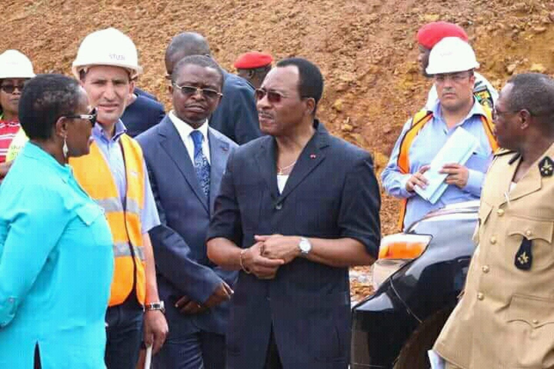 Aménagement routier: les travaux de l'Autoroute Kribi-Lolabe se poursuivent
