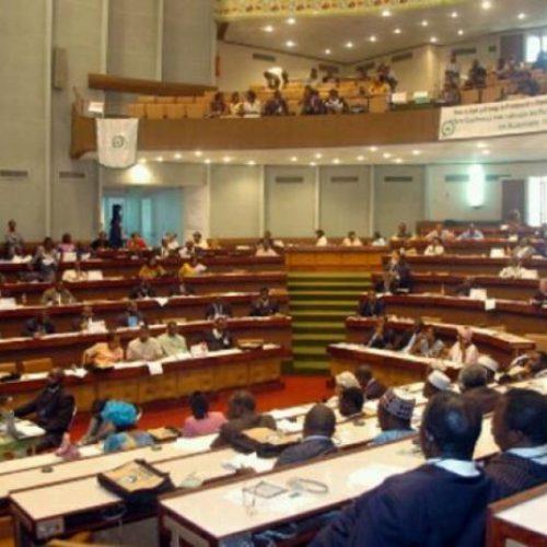 Parlement: la session ordinaire de Juin ouverte