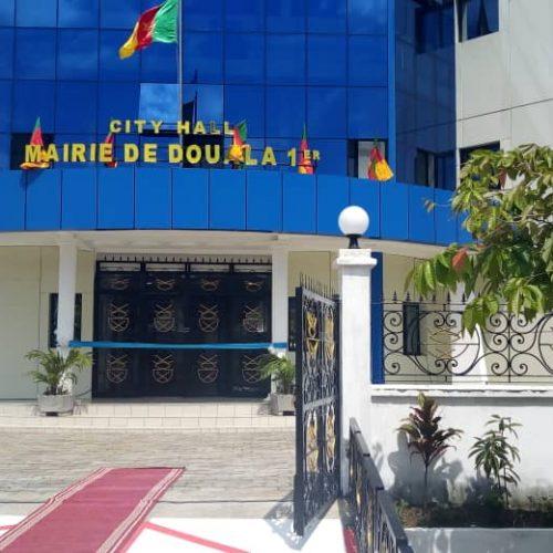 Commune de Douala 1er : Le nouvel hôtel de ville inauguré
