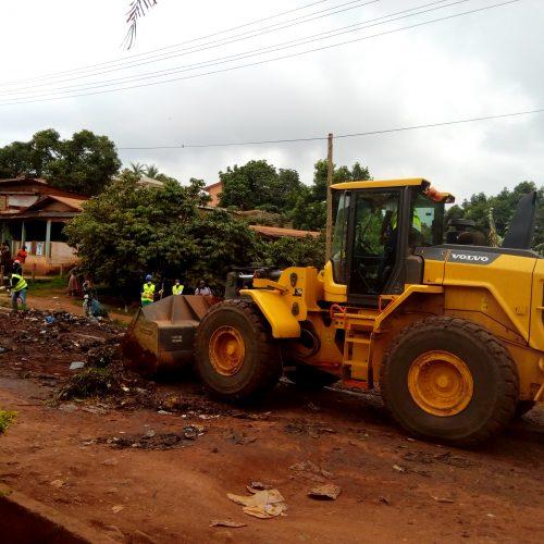 Commune de Yaoundé 7 : Ouverture de la campagne « Villes propres »