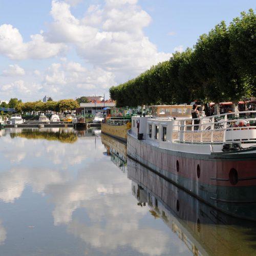 France : Les patrimoines culturels mis en avant à Creusot Montceau