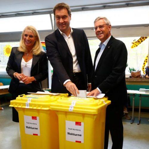 Allemagne : La CSU perd sa majorité absolue lors des régionales en Bavière