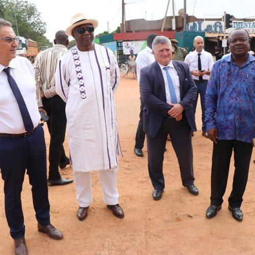 Coopération décentralisée : La Mairie de Ouagadougou et le Grand Lyon en synergie
