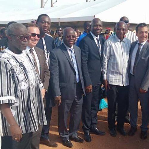 Burkina-Faso – Centrale solaire de Zagtouli : Bolgatenga et Ouagadougou connectés