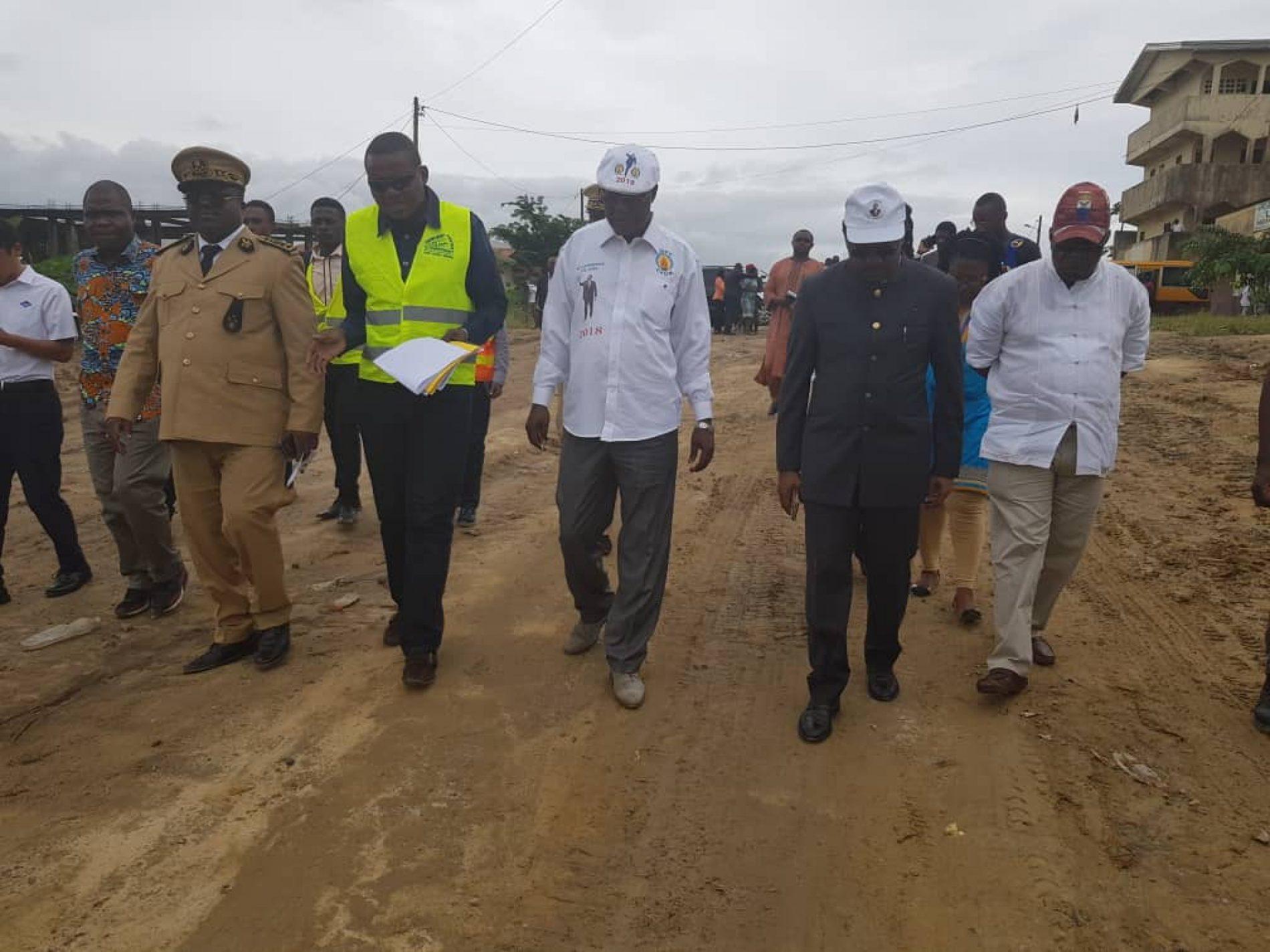 Journée mondiale de l'Habitat : Le MINHDU en visite à Douala