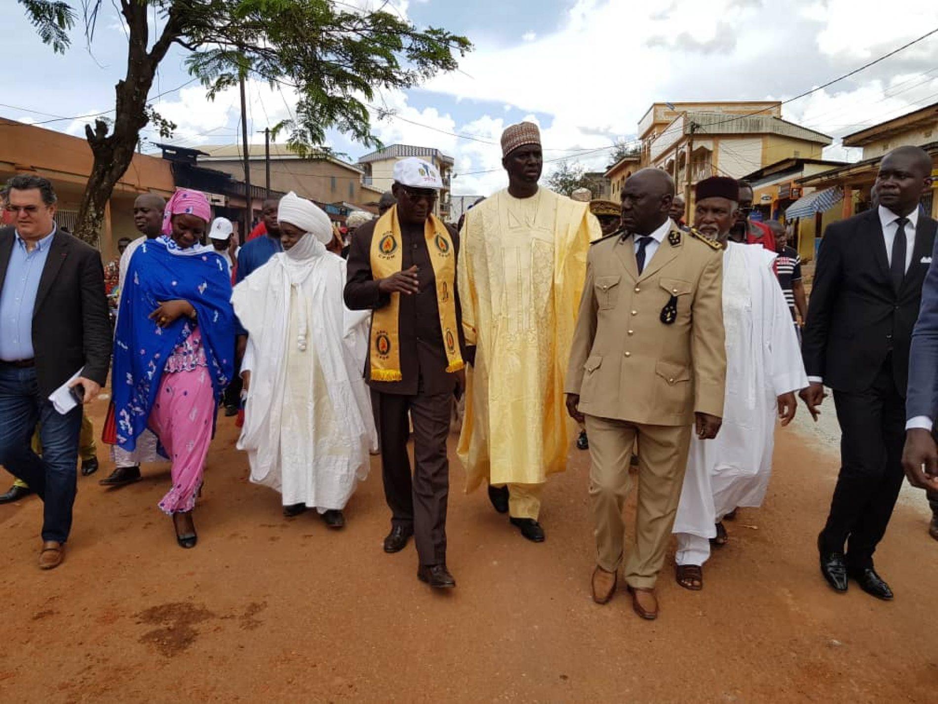 Logements sociaux : Les chantiers de Ngaoundéré bientôt livrés