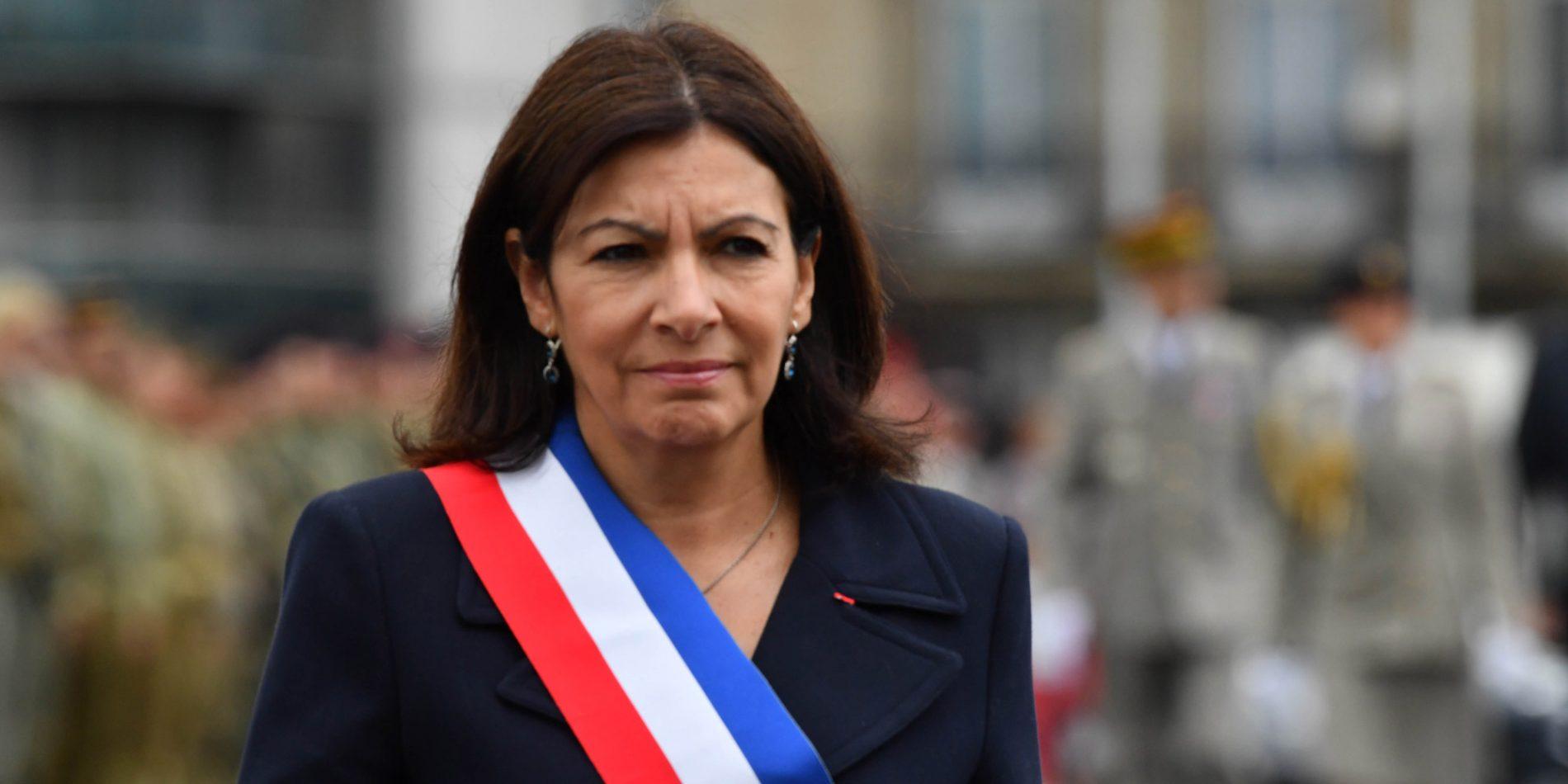 France – Mairie de Paris : Anne Hidalgo va ouvrir des mairies aux sans-abri