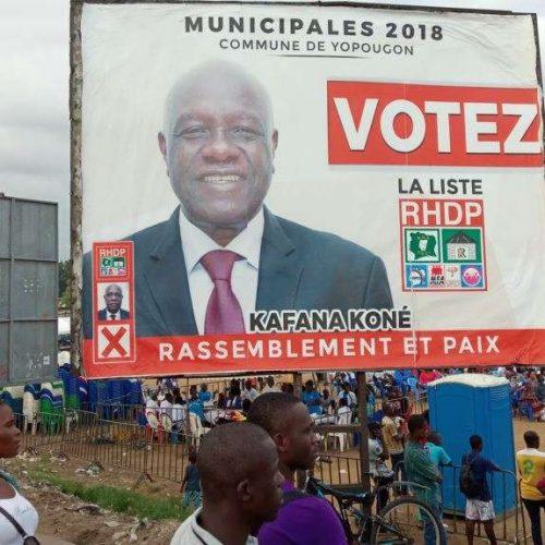 Côte d'Ivoire – municipales et régionales : Les électeurs appelés aux urnes ce samedi