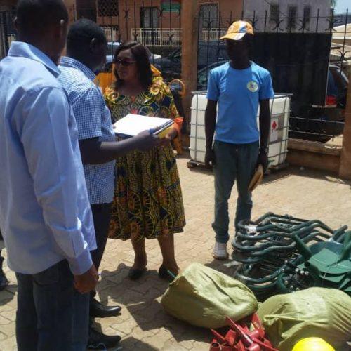 HIMO : Le MINHDU en appui aux communes de Bamenda 1er  et Limbé 3ème