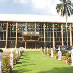 Parlement : Ouverture de la dernière session ordinaire