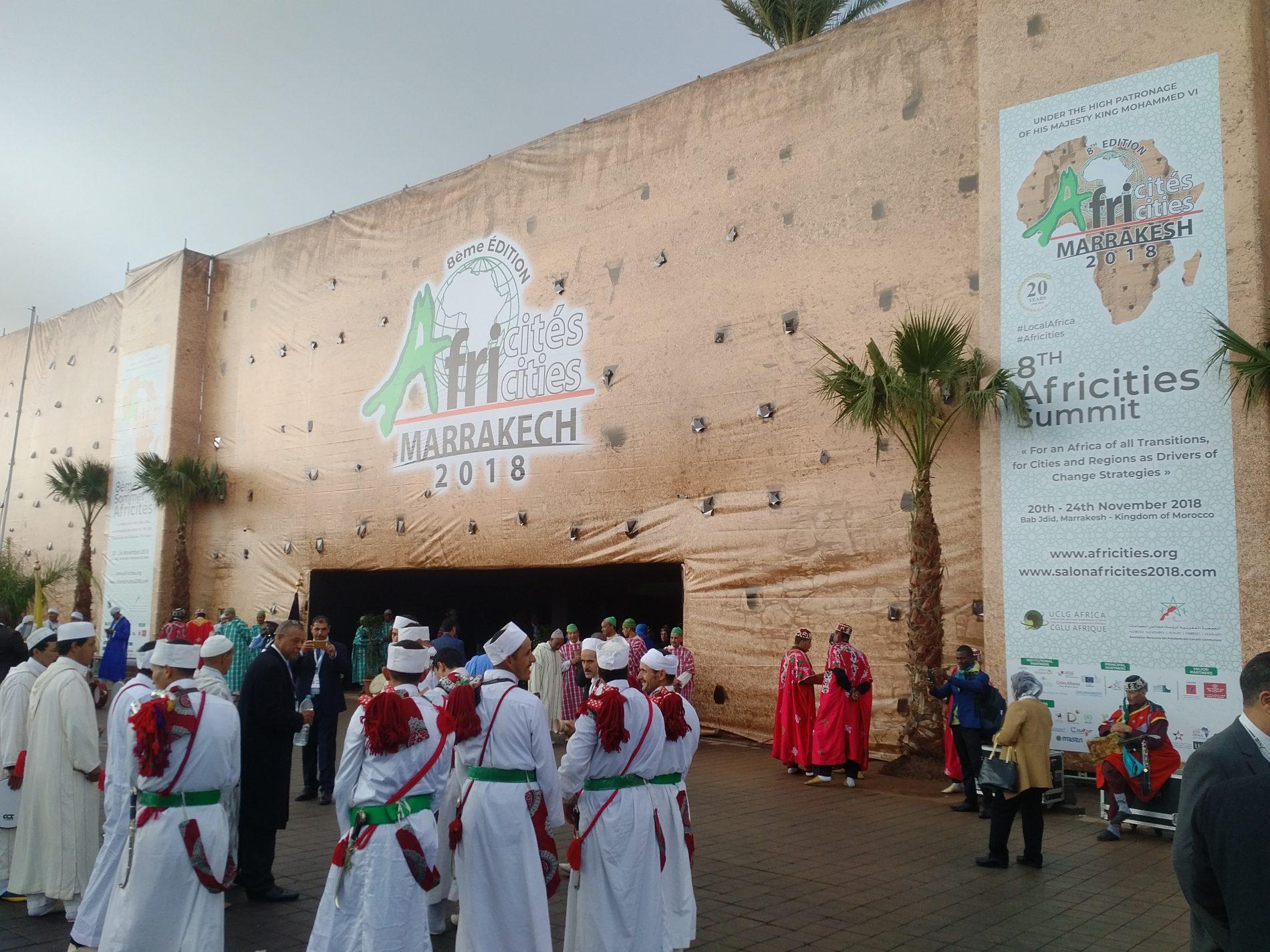 Africités 2018 : Merci Marrakech