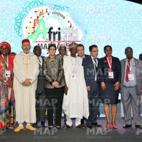 Africités 2018 : Ossouka Raponda élue à la tête de CGLUA