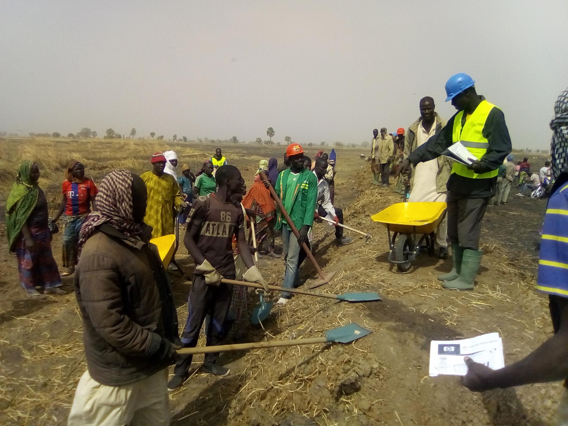 Développement local : Mise au point du Comité de Pilotage Filets sociaux