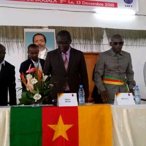 Commune d'arrondissement de Douala 5ème : Le budget 2019 dévoilé