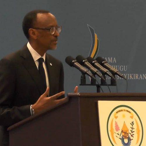 Umushyikirano 2018: Kagame appelle à ne pas perdre la tête