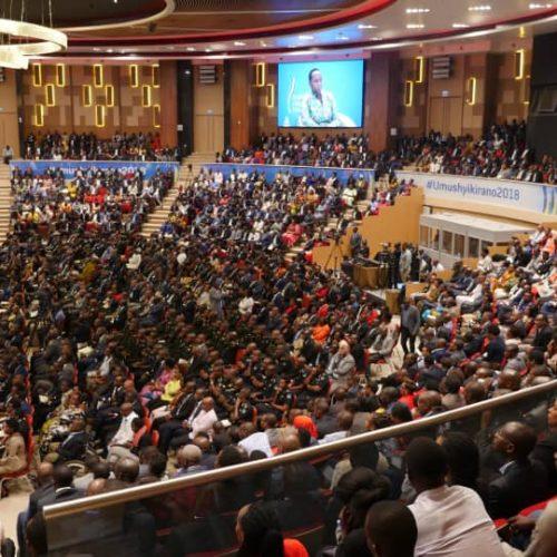 Umushyikirano 2018: Le Rwanda, un pays qui articule réconciliation et développement