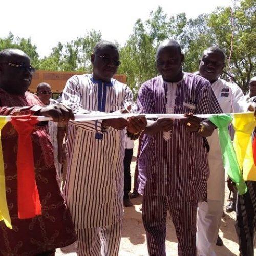 Burkina-Faso – Commune d'Orada : des infrastructures scolaires sortent de terre à Bandougou