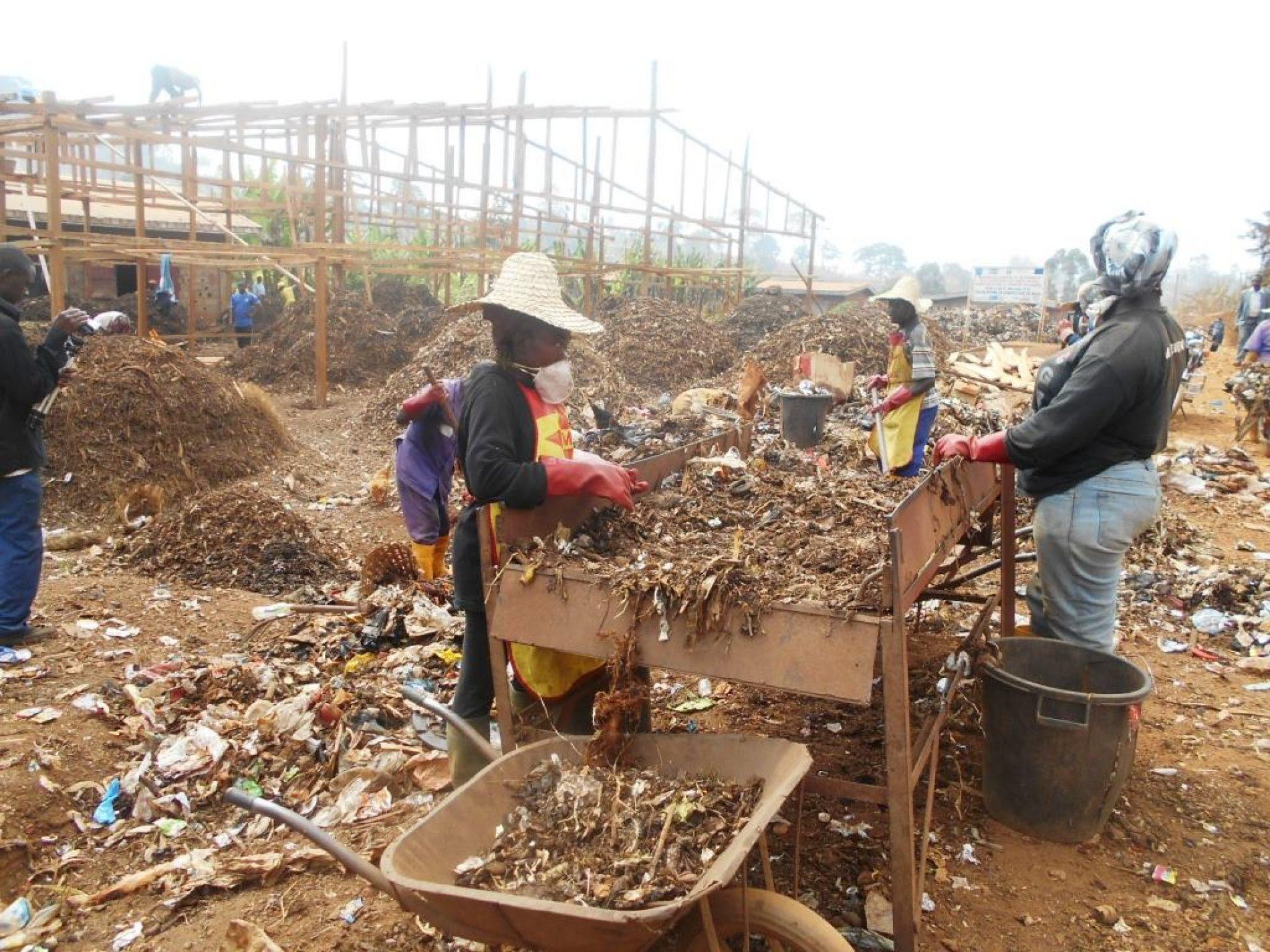 Commune de Dschang : L'extraction  des biogaz envisagée comme réponse aux déchets ménagers