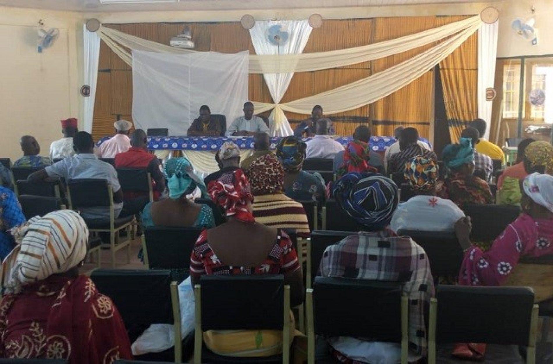 Burkina-Faso : la mairie de Toussiana ouvre une journée de dialogue