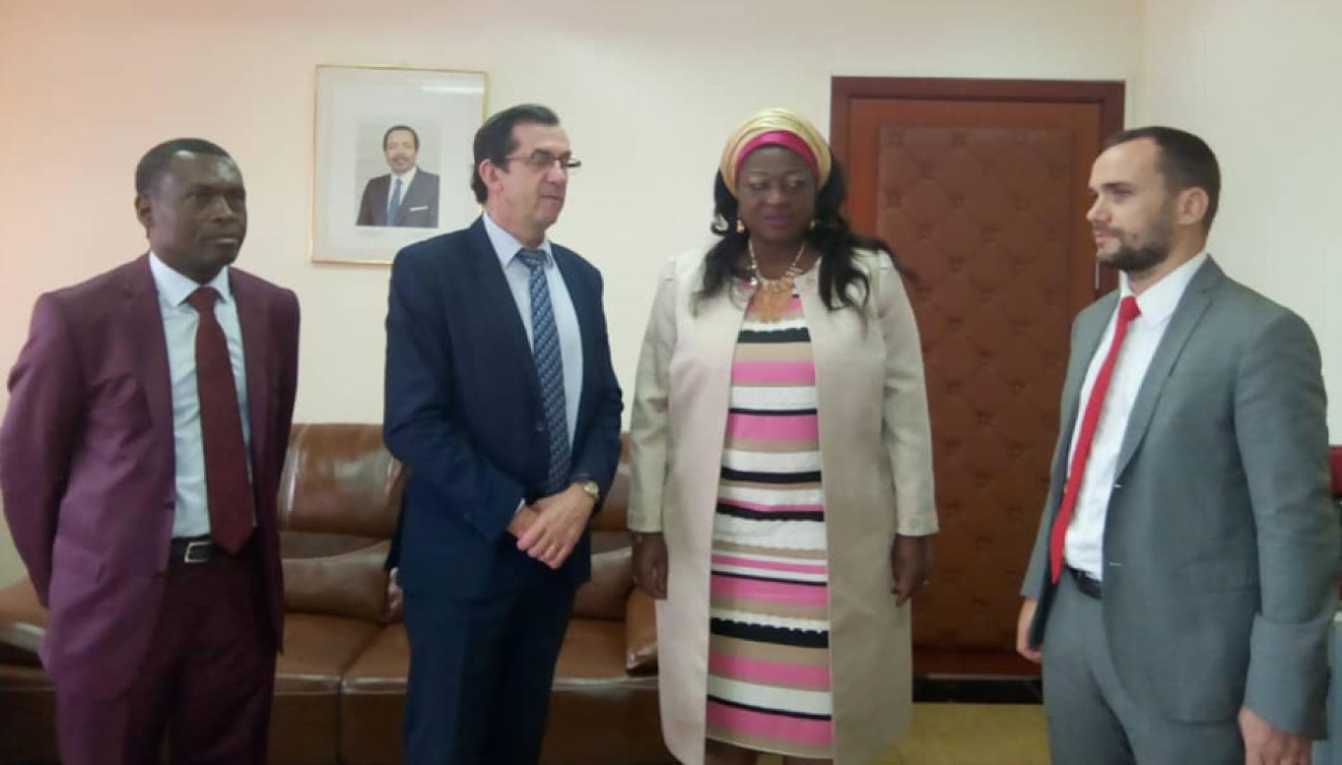 Coopération France-Cameroun : Le développement urbain en ligne de mire