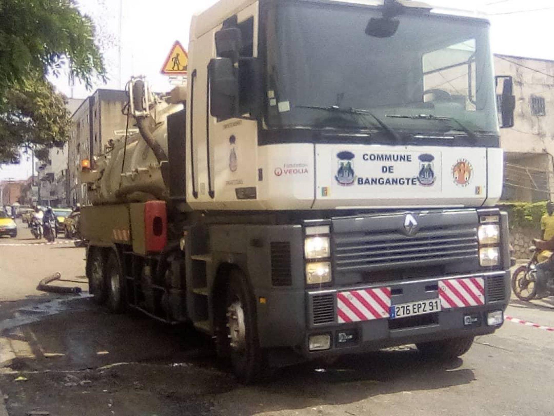 Assainissement: La commune de Bangangté vient en appui à Yaoundé 6ème