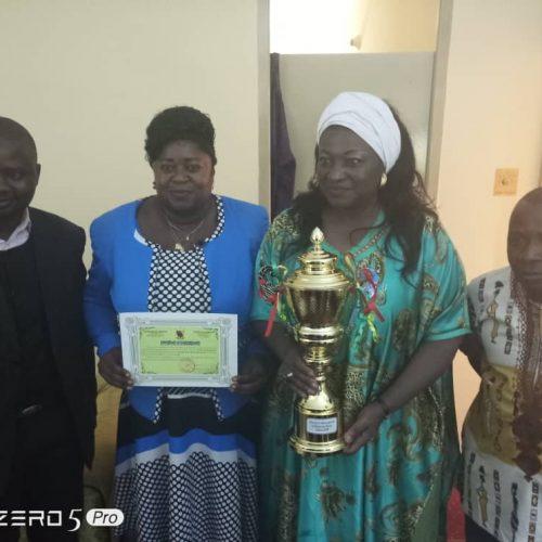 Concours ville propre : La commune de Bangangté décroche le prix 2018