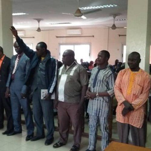 Commune de Bobo-Dioulasso : Les membres de la commission ad hoc ont prêté serment