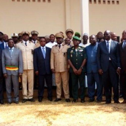 Région de l'Est: Lancement du budget 2019 de l'Etat