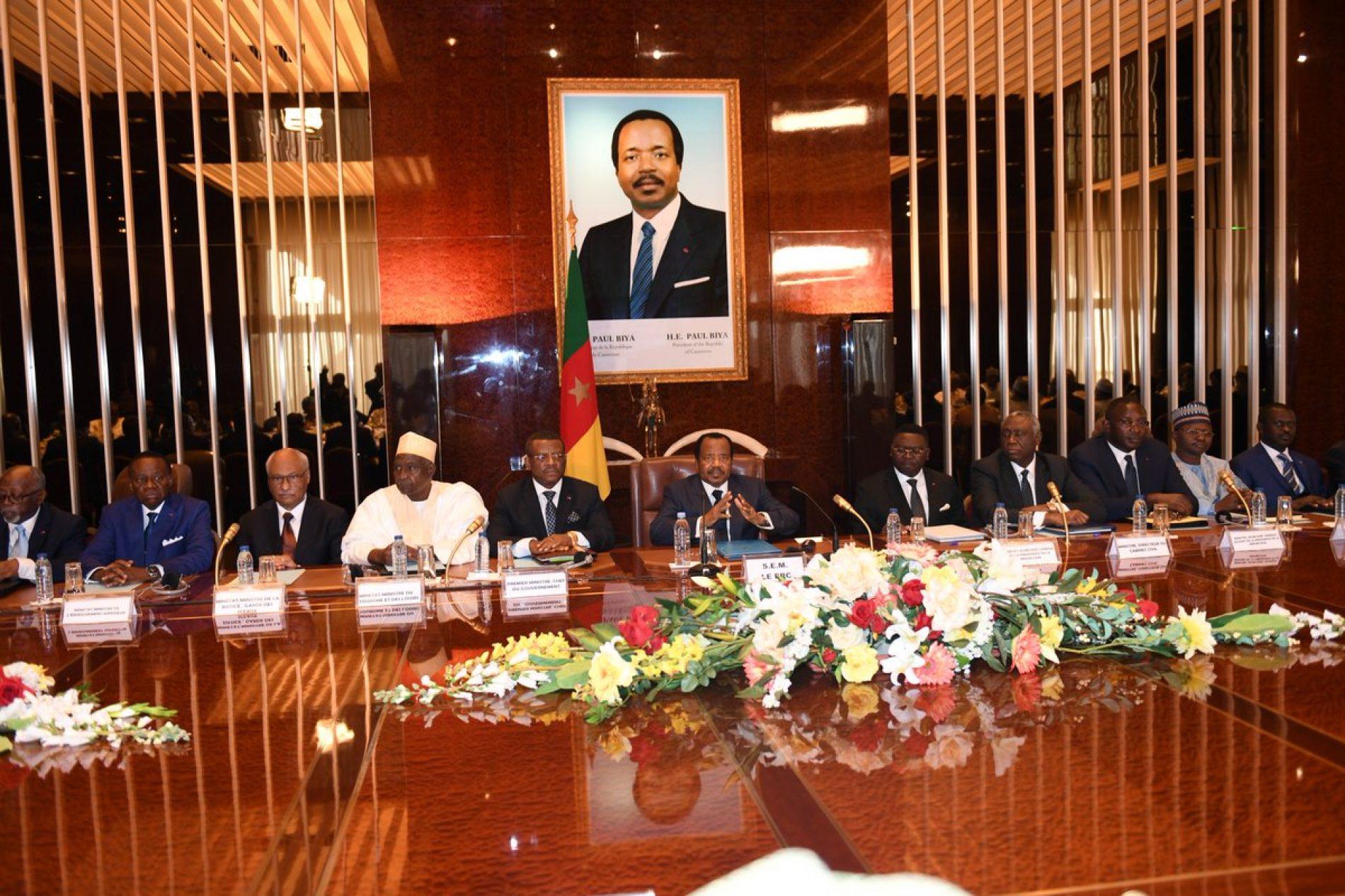 Conseil Ministériel : Les élections régionales annoncées !