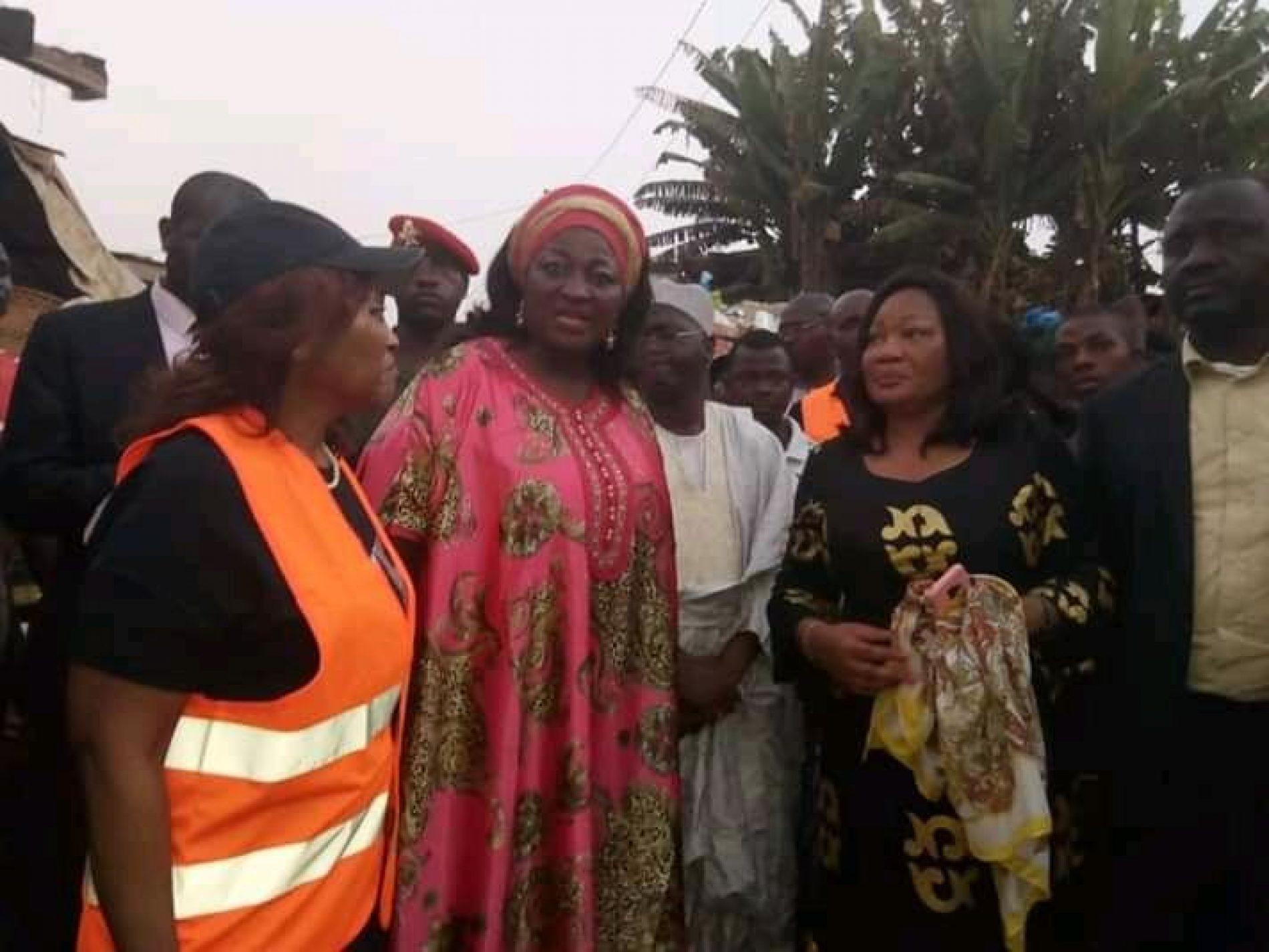 Mobilité urbaine: Célestine Ketcha Courtès prend le pouls de Yaoundé