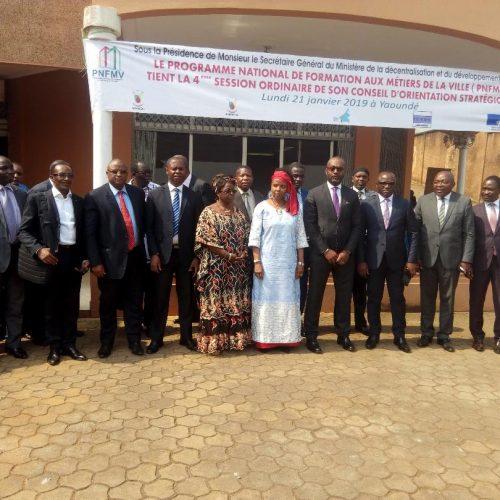 PNFMV : Tenue de la quatrième session ordinaire du conseil stratégique