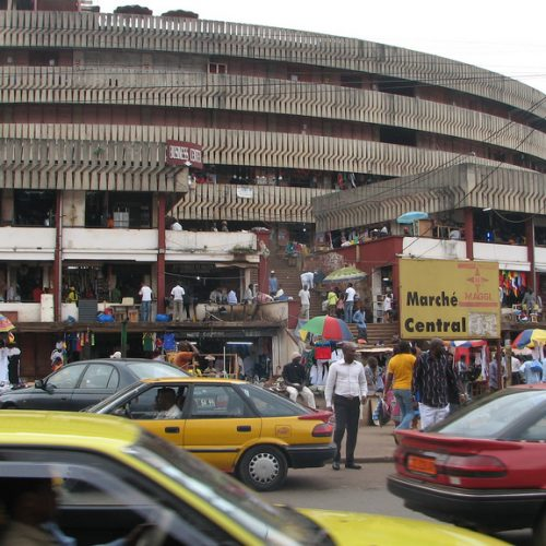Yaounde: Clashes between traders of central market and municipal police
