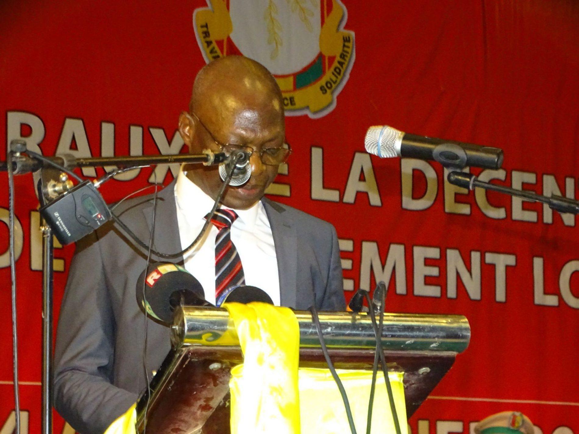 Guinée : La consolidation du budget des collectivités locales programmée
