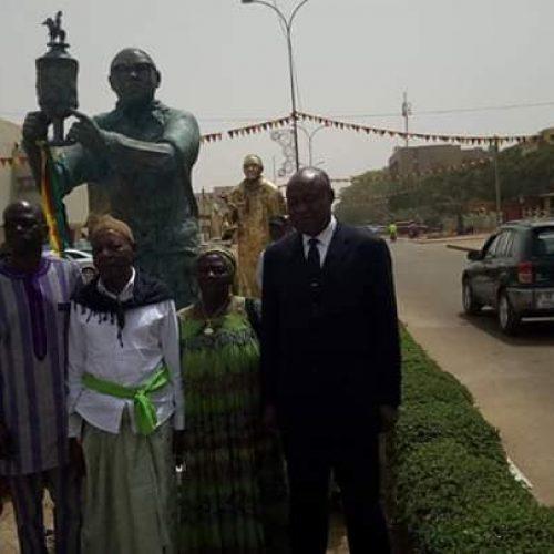 FESPACO 2019 : Dikongué Pipa honoré à Ouagadougou