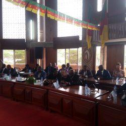 Conférence des gouverneurs : La sécurité au centre des échanges