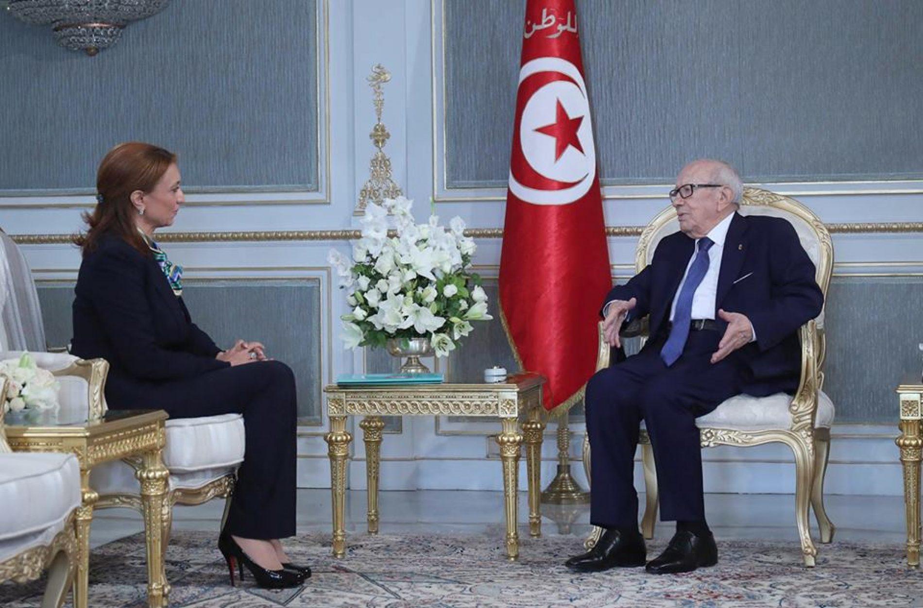 Tunisie: Souad Abderrahim parmi les maires les plus distinguées du monde!