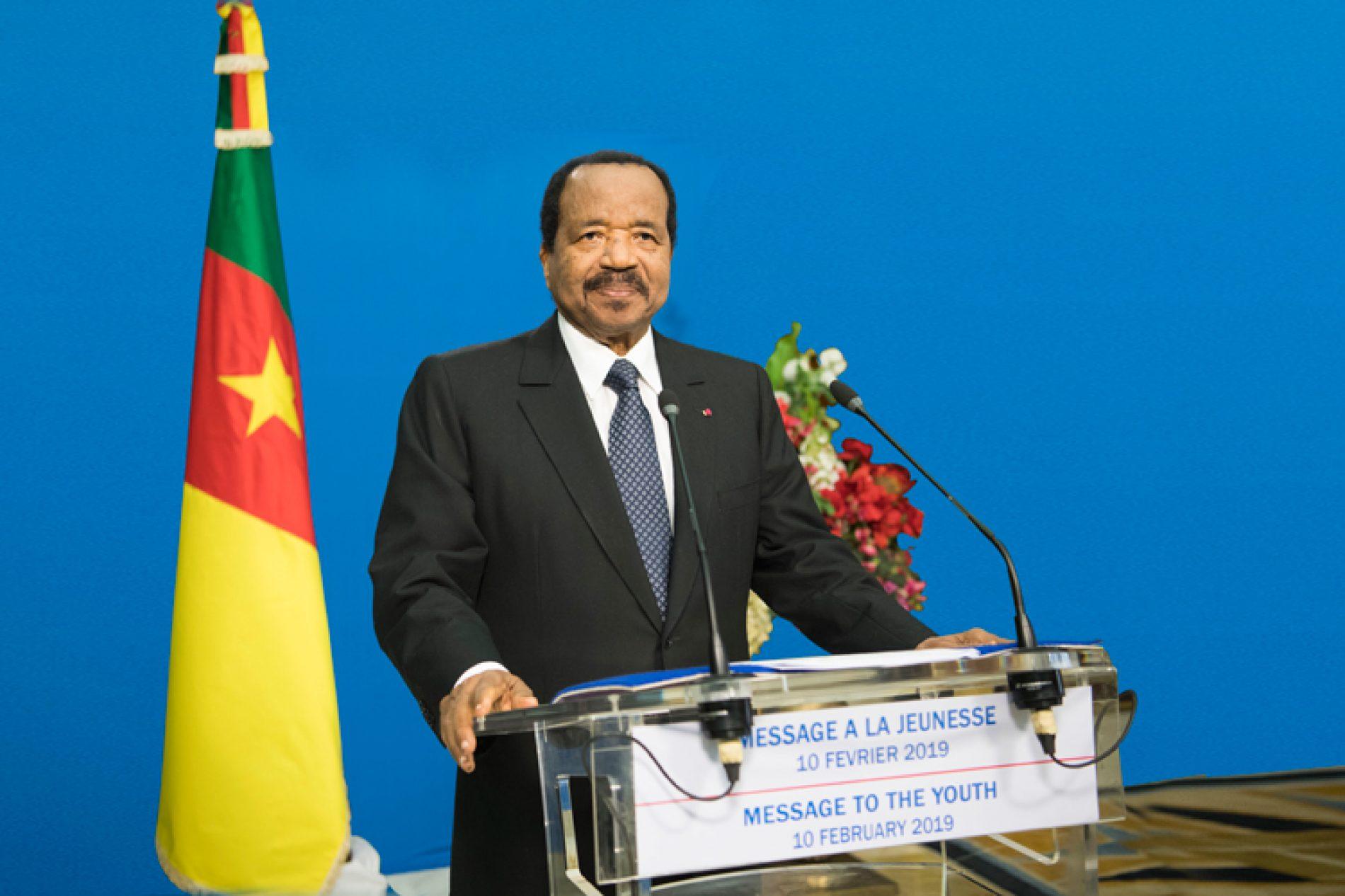 Emplois : Les chiffres improbables de Paul Biya