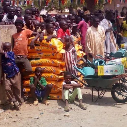 Région du Nord : la commune de Touroua offre des équipements aux établissements scolaires et aux agriculteurs