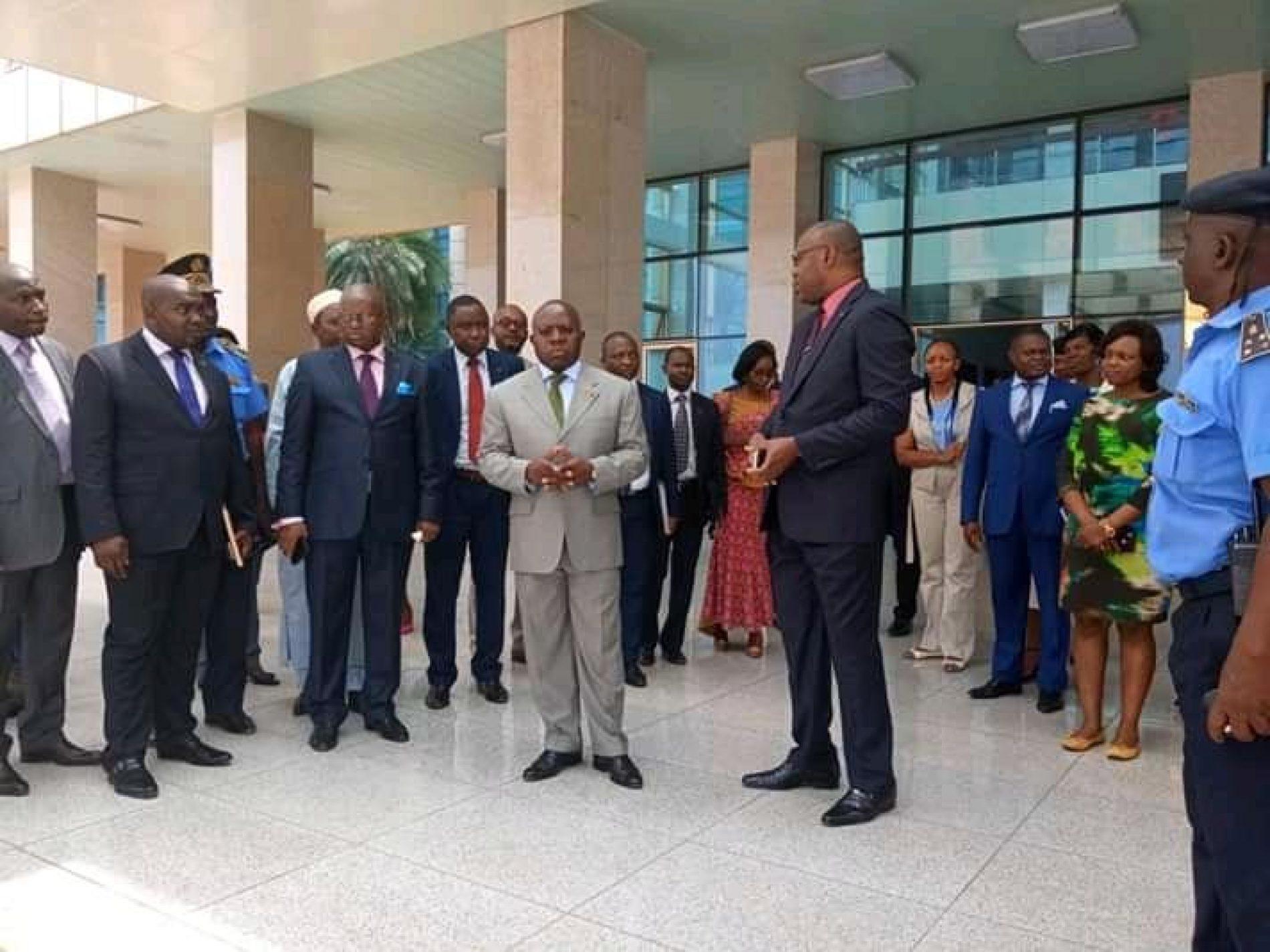 Assises Générales de la Commune : Georges Elanga Obam rassure