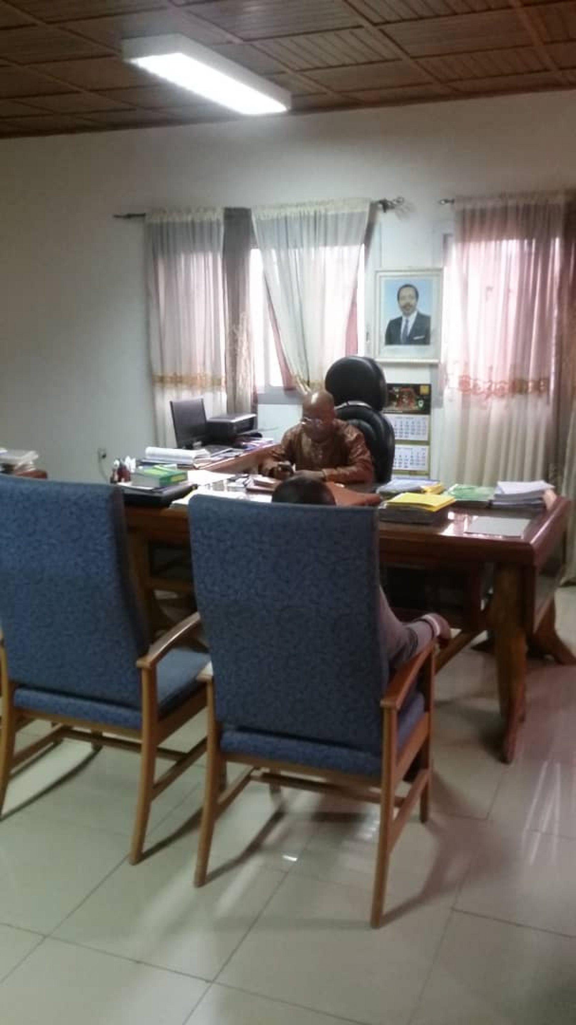 Commune d'Edéa 1er : Un journaliste séquestré au sein de la municipalité