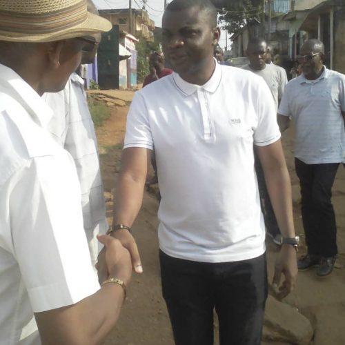 Commune de Yaoundé 2 : Yannick Ayissi en conclave avec les populations
