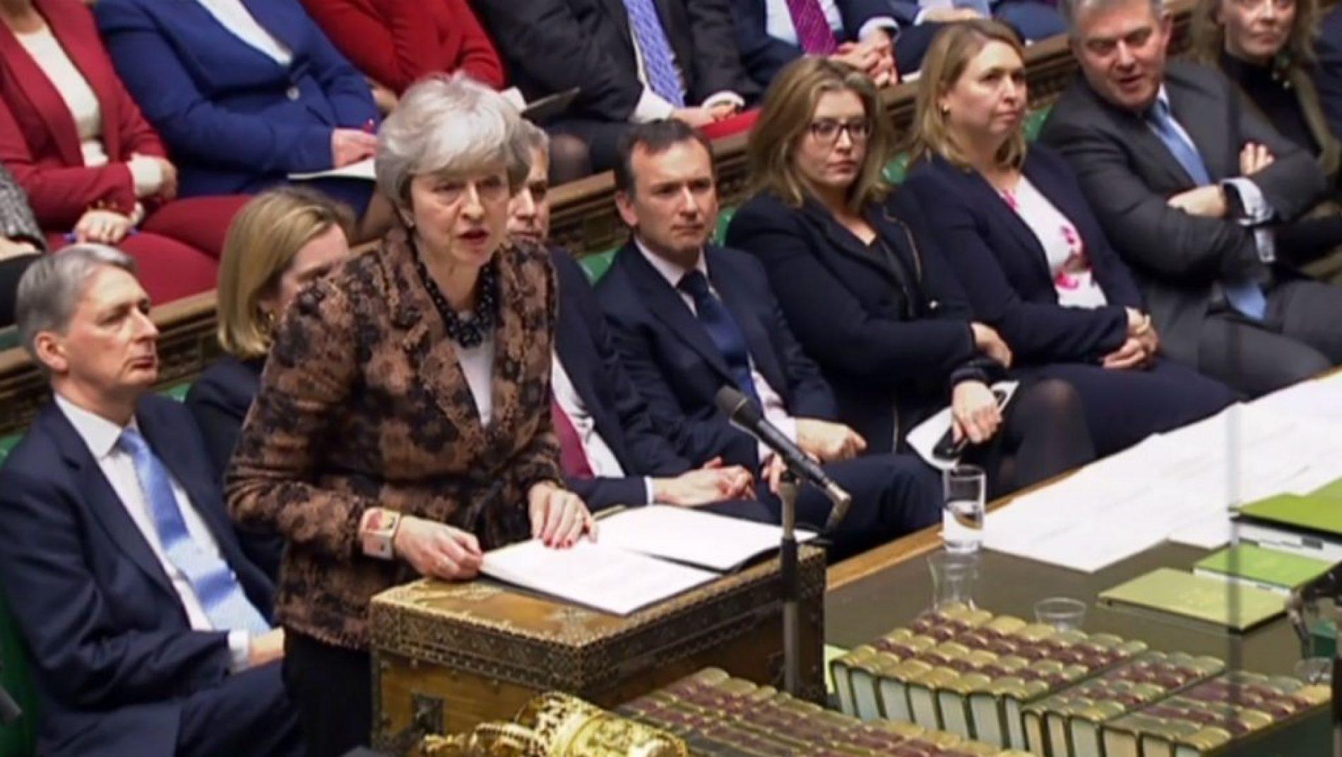 Royaume-Uni : Les communes en quête de nouvelles options sur le Brexit