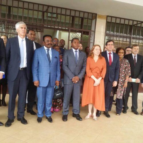 Crise anglophone: Les activités du Centre humanitaire lancés