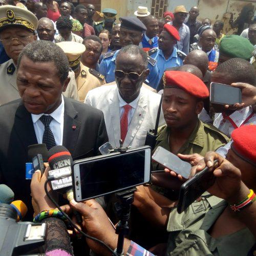 Yaoundé – Marché Elig-Edzoa : Paul Atanga Nji fait le point