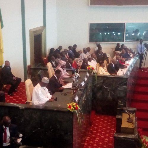 Assemblée Nationale : La crise anglophone invoquée en ouverture de session ordinaire